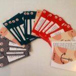 Narrathon - cartas