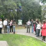 Curso para Fundación Telefonica CO - Experiência de mLearning no Jardim Botânico - Bogotá CO